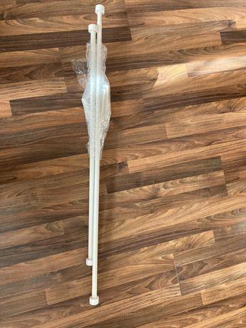 Karnisze ikea 97 cm i regulowany 120-197cm