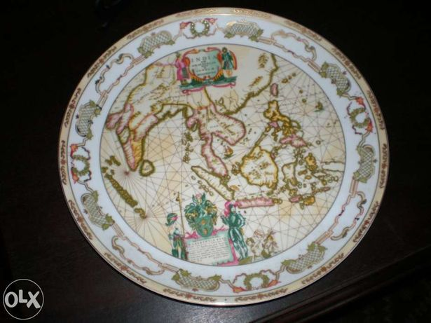 Prato mapa índia