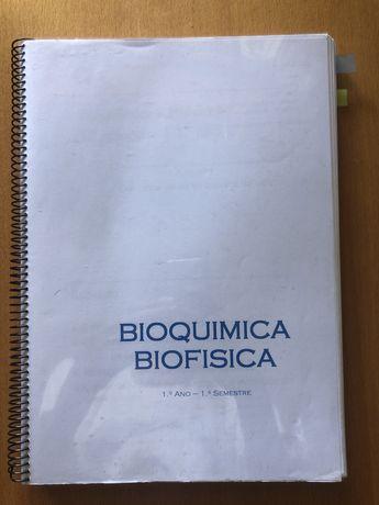 Resumos e Exercicios de Bioquimica e Biofisica