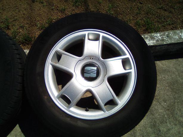 "Jantes originais Seat Leon 15"" 5x100"