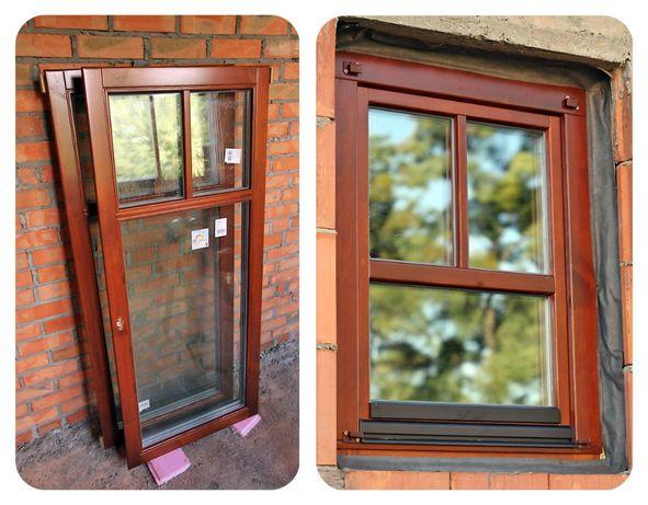 Деревянные окна на заказ по лучшей цене!