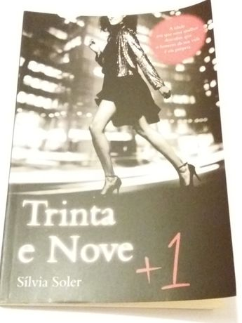 """Livro """"Trinta E Nove + 1 """""""