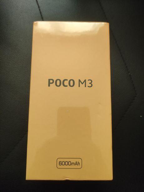 Nowy Xiaomi POCO M3 4/128GB