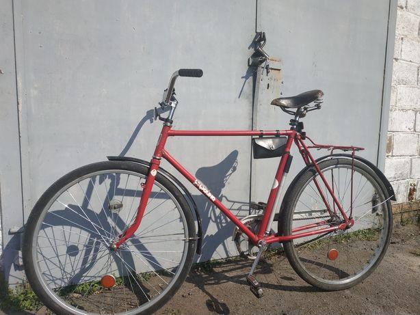Велосипед СССР 28 Украина хвз городской турист