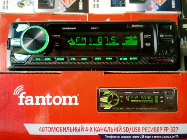 Автомагнитола Fantom FP-327