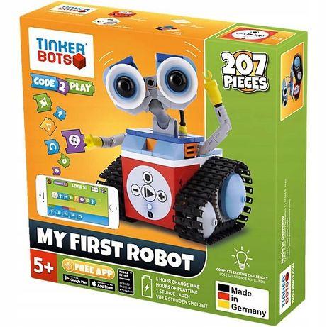 Klocki interaktywne Tinkerbots.