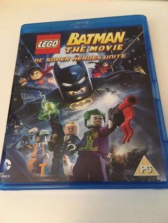 Blu-Ray LEGO Batman The Movie DC Super Heros Unite