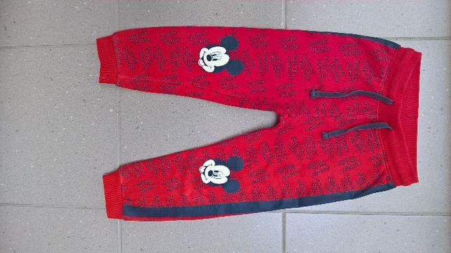 spodnie dresowe 92/98 db