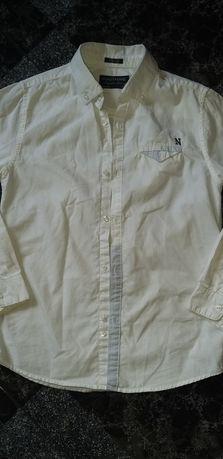 Продам рубашку белую Mayoral