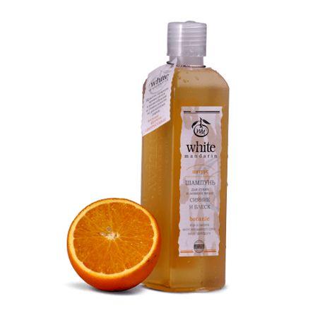 Натуральный шампунь для сухих и тонких волос серии