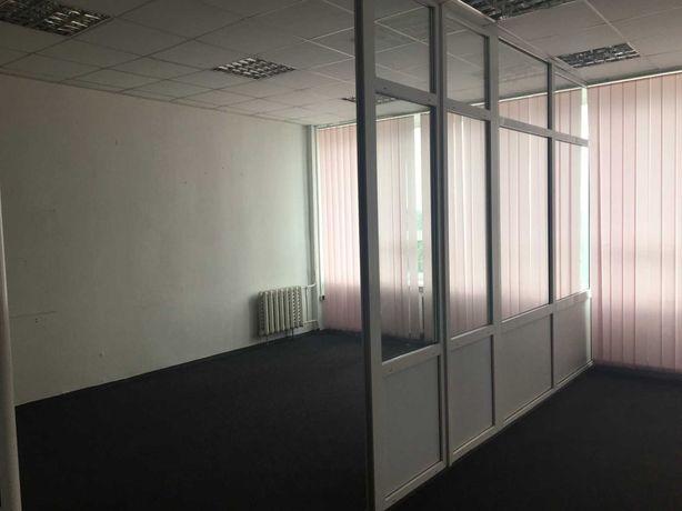 Сдам офис 122 м2 в БЦ,метро Дарница,Левобережная пешком,3 кабинета