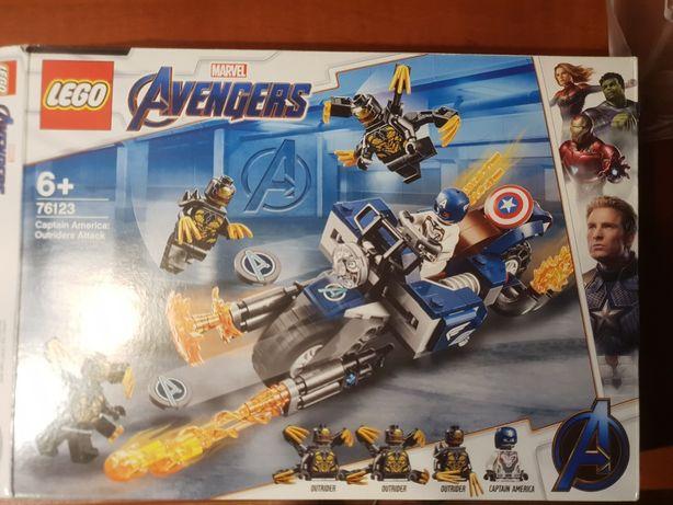 Lego Avengers Super Heroes 76123