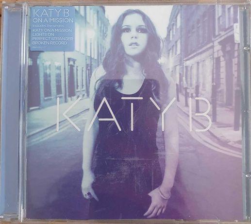 CD KatyB on a Mission