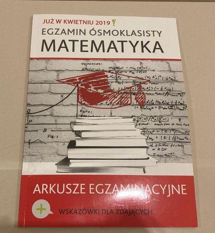 Egzamin Ósmoklasisty matematyka arkusze