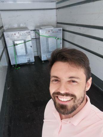 Lavandaria self service low cost Líder em comunitária