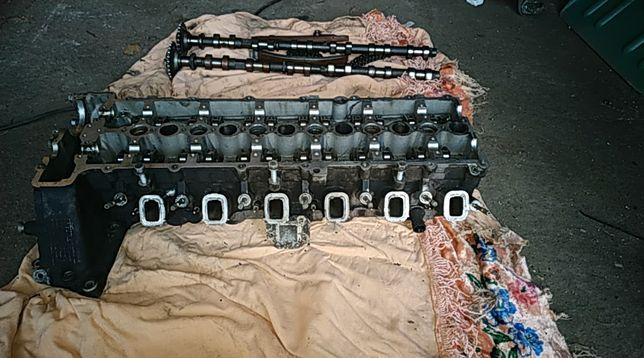 Запчасти БМВ, Двигатель, ГБЦ, головка,пенёк, мотор BMW м 57