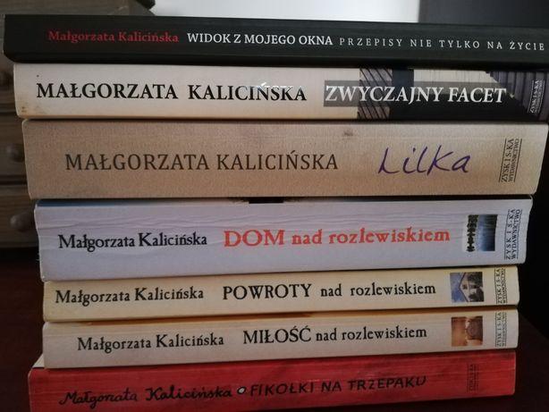 Kalicińska 7 książek