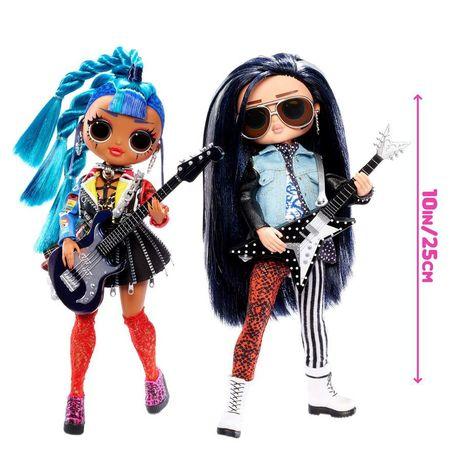 LOL OMG Remix - Punk Grrrl и Rocker Boi, первый