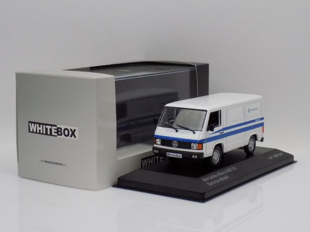 1988 - Mercedes MB 100 WhiteBox 1:43 PROMOCJA !