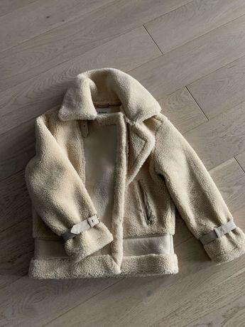 Дубленка,куртка,косуха,шубка М