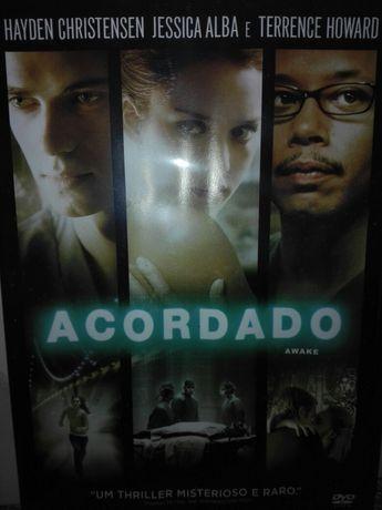 Filme DVD Acordado Ano 2006
