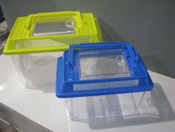Nowe pudełka na owady gryzonie Eduplay