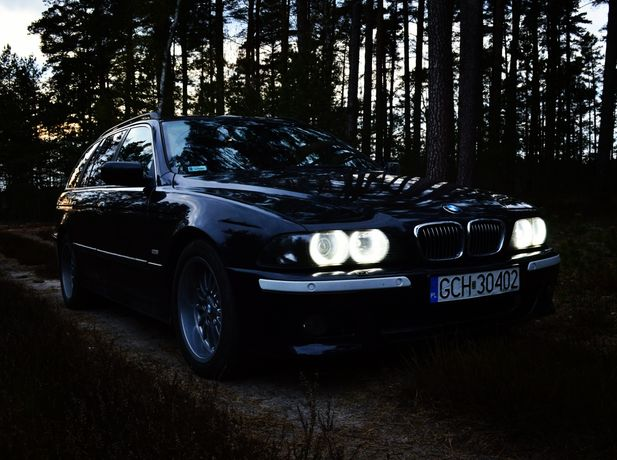 Auto BMW E39 530d