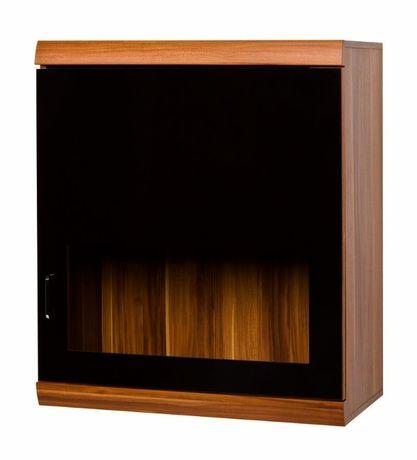 szafka witryna wiszaca od szynaka nowa podświetlana