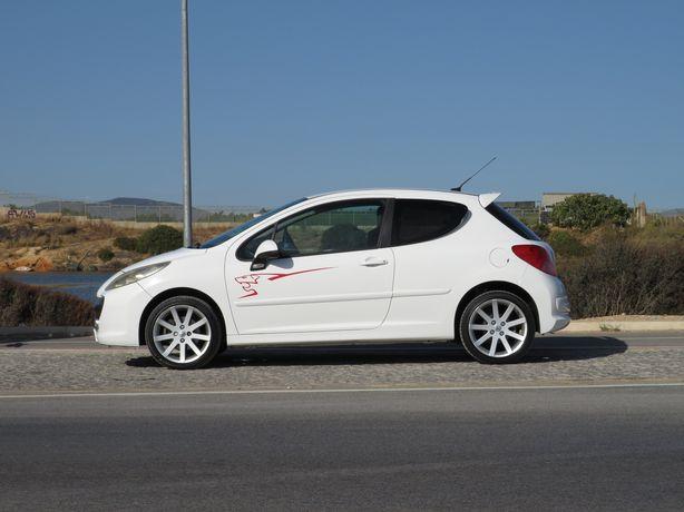 Peugeot 207 rally 100/100