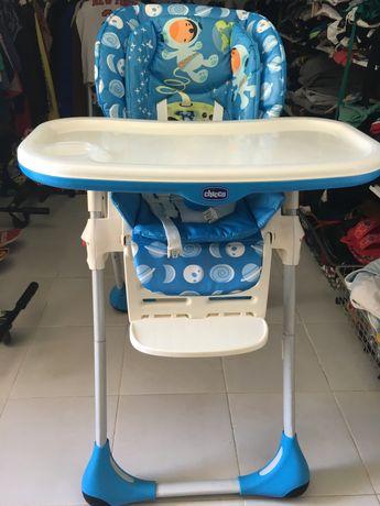 Cadeira de refeicão chicco