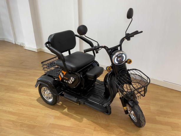 Triciclo Elétrico | Garantia de 2 anos | Assistência Técnica