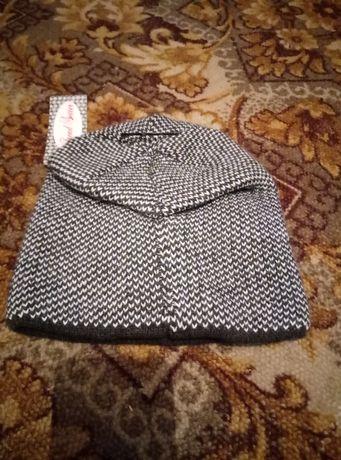 Чоловіча шапка зимова