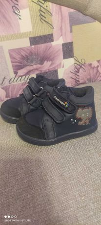 Ботинки для хлопчика