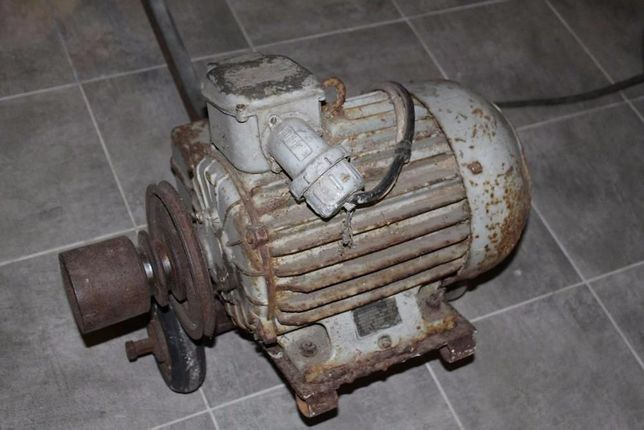 Silnik indukcyjny 7,5 kW 380 V