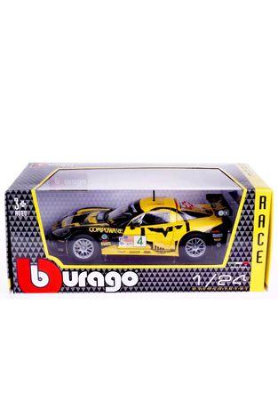 Model Bburago burago Chevrolet Corvette C6R skala 1:24 Nowy