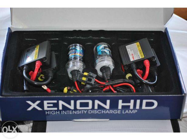 Vendo Kit Xenon H1 6000K. 35W, ultra slim