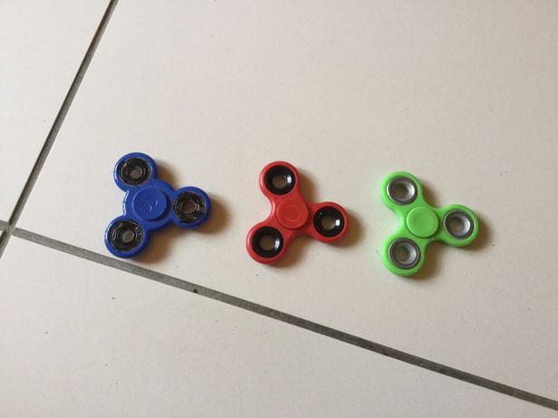3x fidget spinner sprawne lub zamiana akwarystyka lub inne