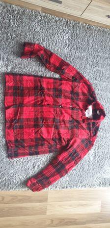 Koszula flanelowa robocza XL