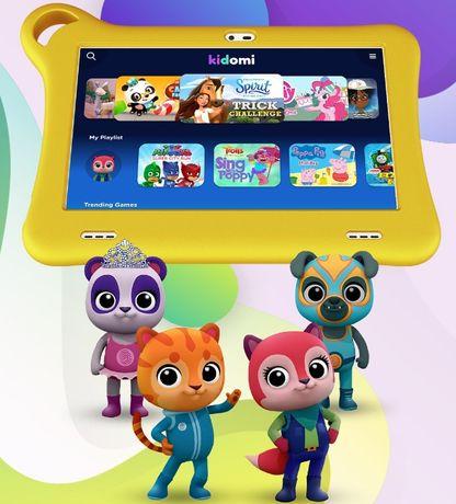 "Tablet para crianças Alcatel TKEE MINI 7"" 16GB WIFI 8052 - NOVO"