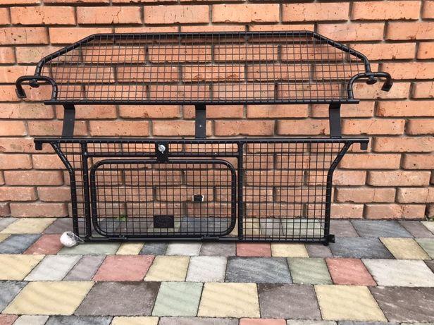 Разделительная решетка багажника ландр ровер фрилендер 2
