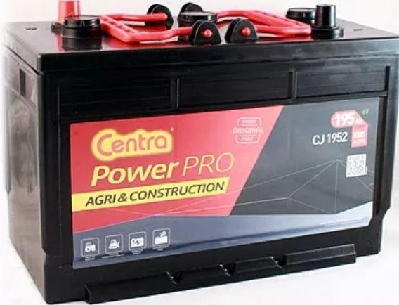 Akumulator 6V 195Ah 1000A CENTRA Power Pro ROLNICZY MIŃSK M