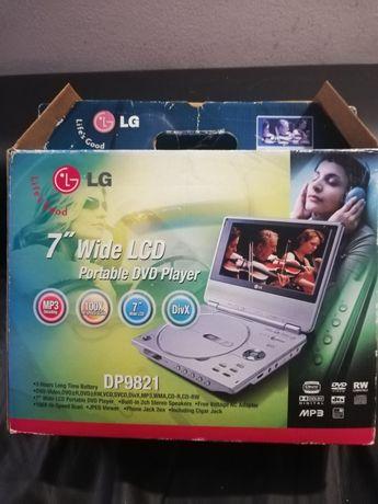 Portable DVD player Dp9821 da LG