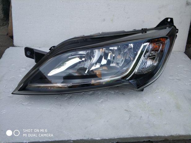 Lampa Lewa Ducato Boxer Jumper 13-