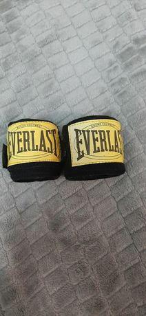 Бинты Everlast, бинты для бокса, бинты для единоборств