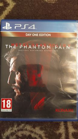 Metal Gear Solid V PS4