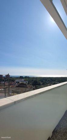 Apartamento 3 assoalhadas com vista mar
