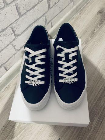 Sneakersy damskie Calvin Klein Jeans 40