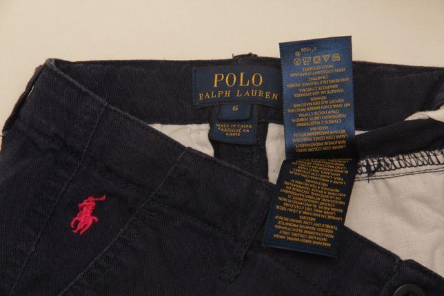 Polo Ralph Lauren рр 6 детские шорты свежие коллекции