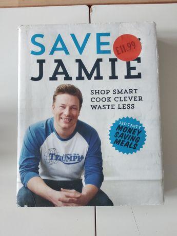Jamie Oliver -Shop smart cook clever waste less