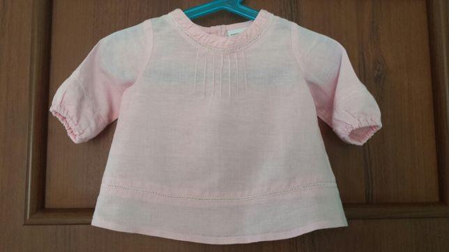 Bluzka Mywear baby roz. 62 top Zara h&m